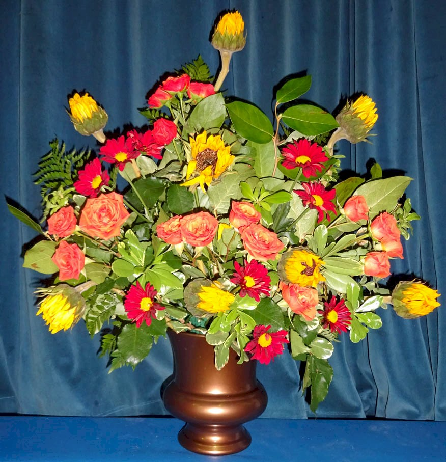 Flowers from Your friends at South Dakota Soybean Processors