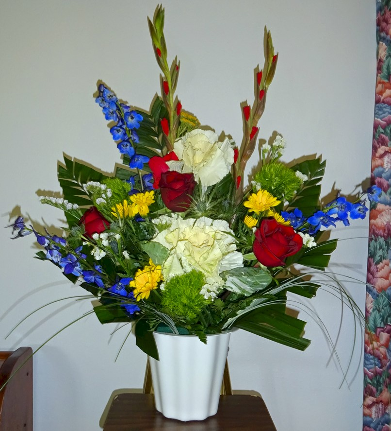Flowers from Rural Health Care, Inc.